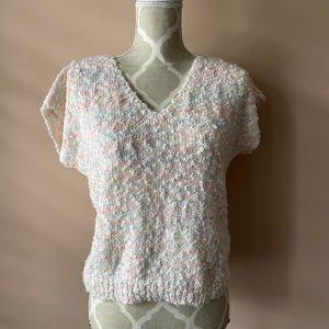 Vintage 90s sweater vest